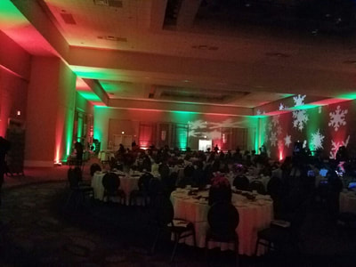 Rosen Centre hotel orlando corporate event